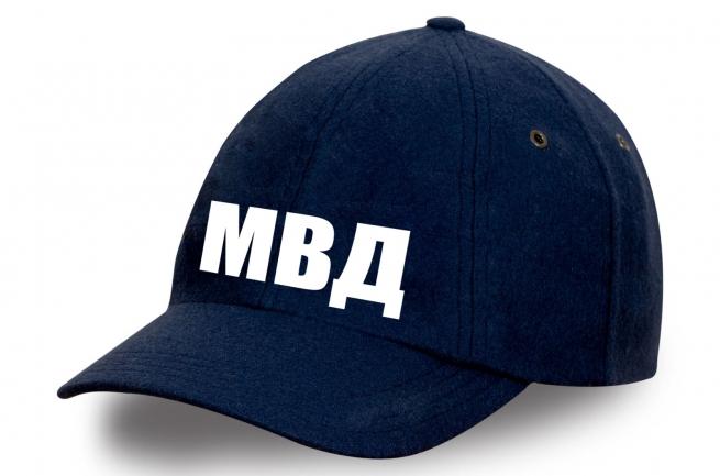 Бейсболка с надписью МВД