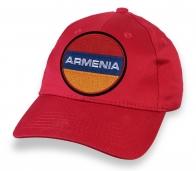 """Бейсболка с нашивкой """"Армения"""""""
