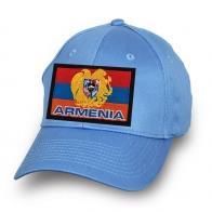 "Бейсболка с нашивкой ""Флаг Армении"""