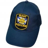 Бейсболка с нашивкой Флот России