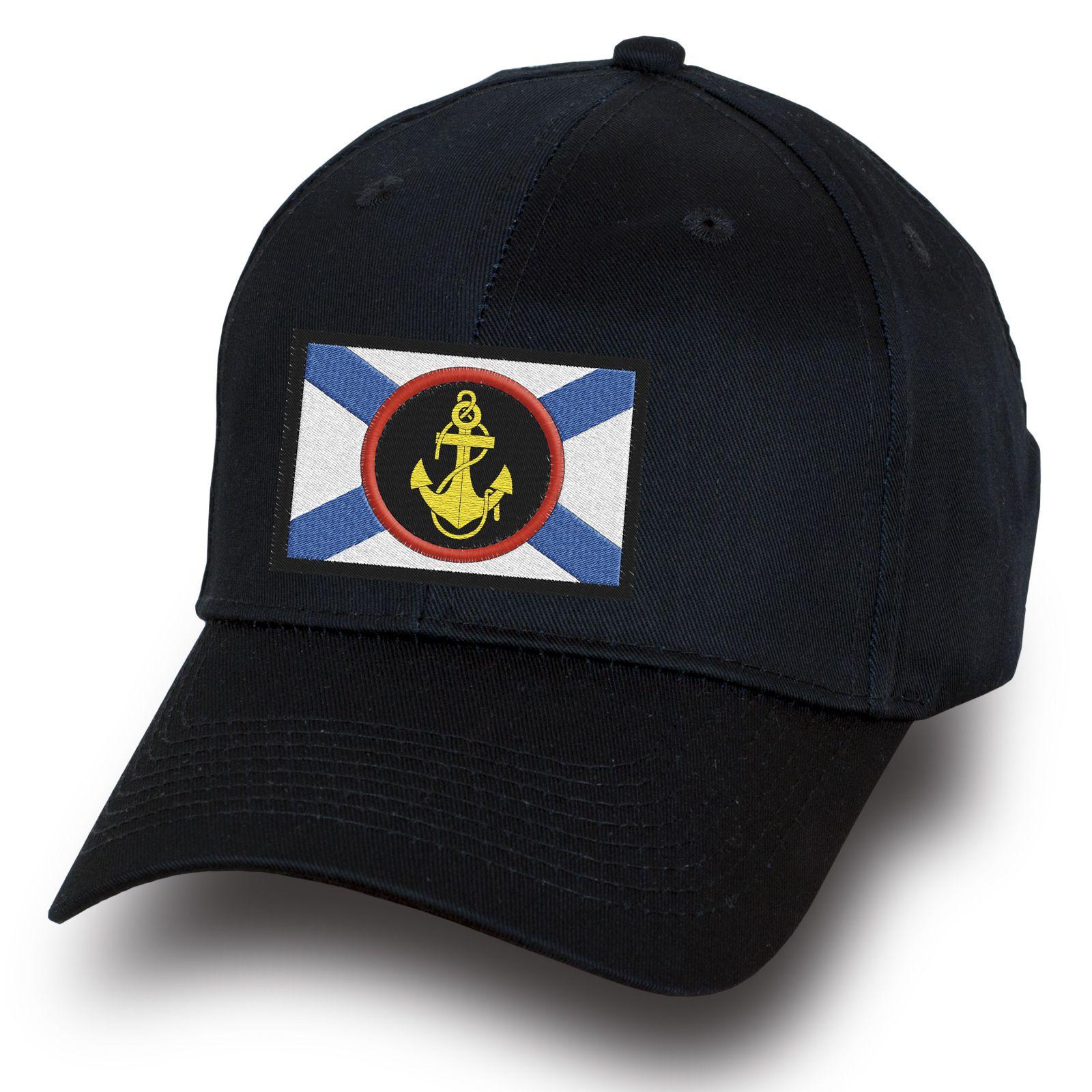Бейсболка с нашивкой Морской пехоты