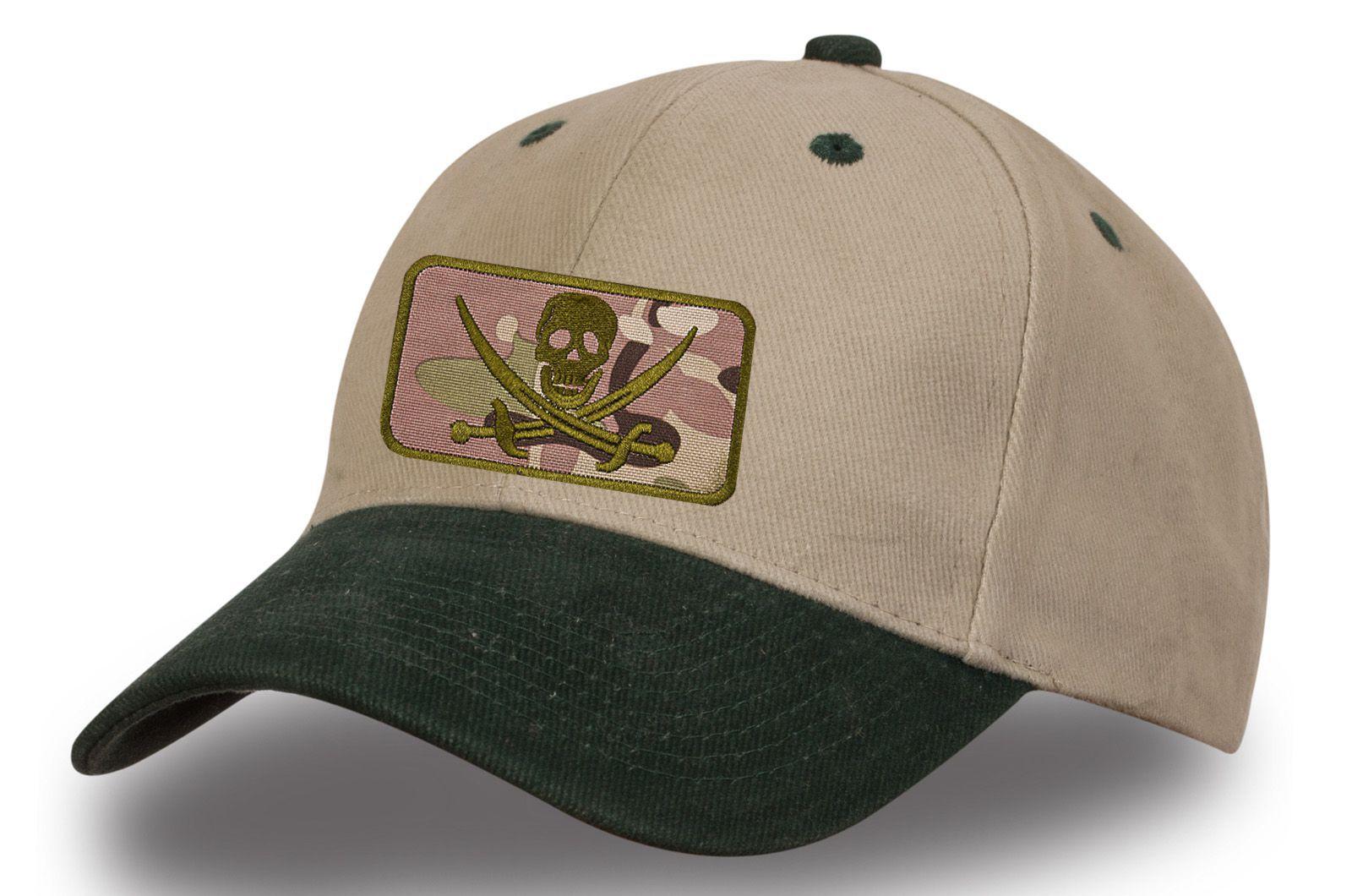 """Бейсболка с нашивкой """"Пират"""" - купить по лучшей цене"""