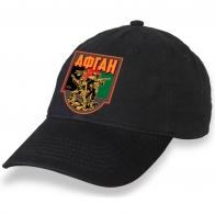 "Бейсболка с трансфером ""Афган 1979"""