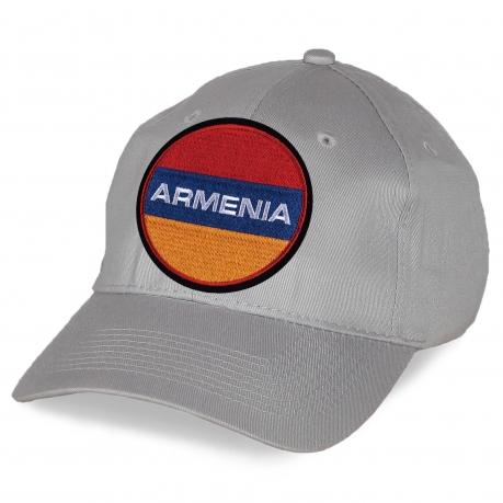 """Бейсболка с вышивкой """"Армения"""""""