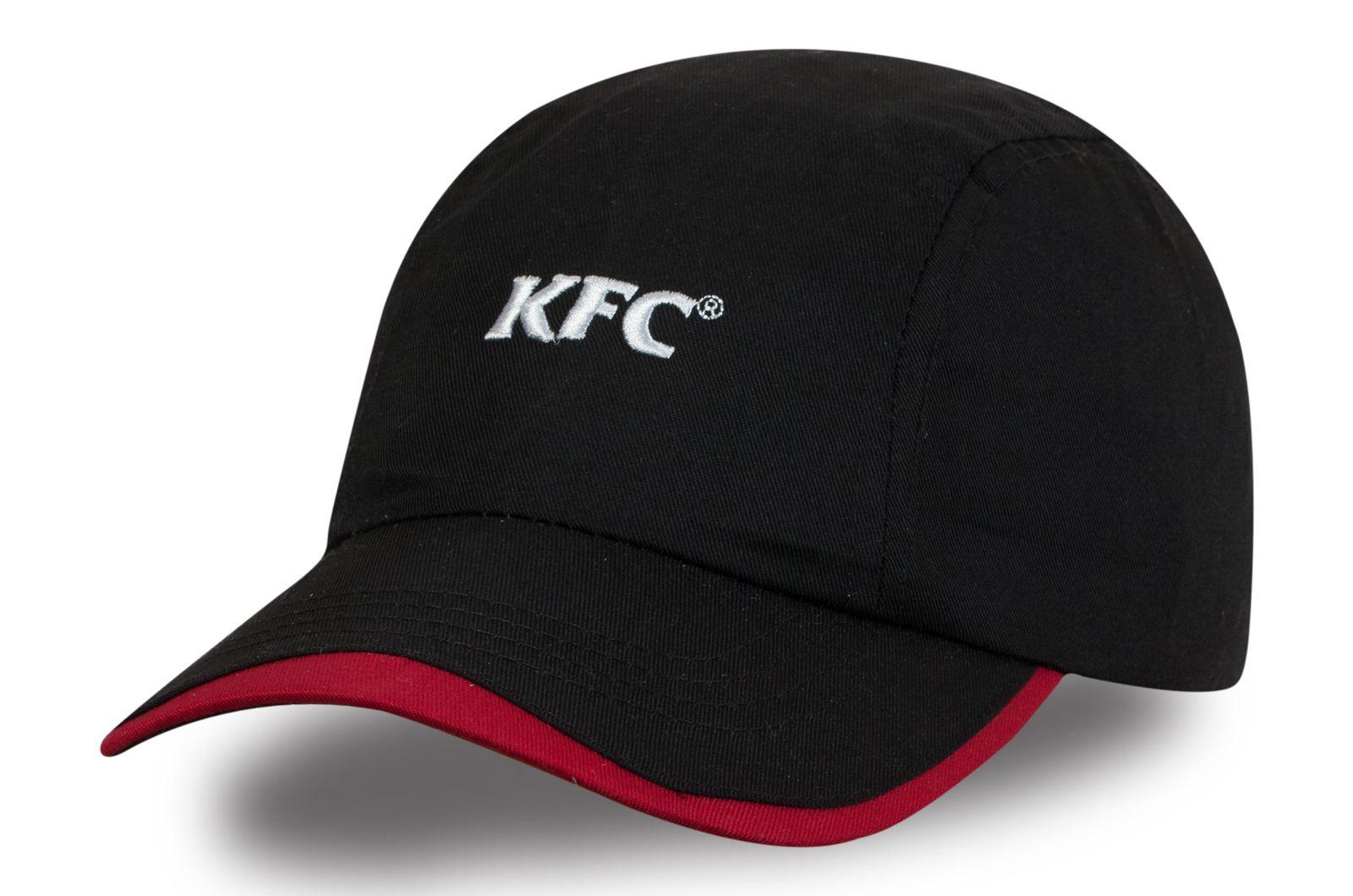 Бейсболка с вышивкой черная - купить в интернет-магазине с доставкой