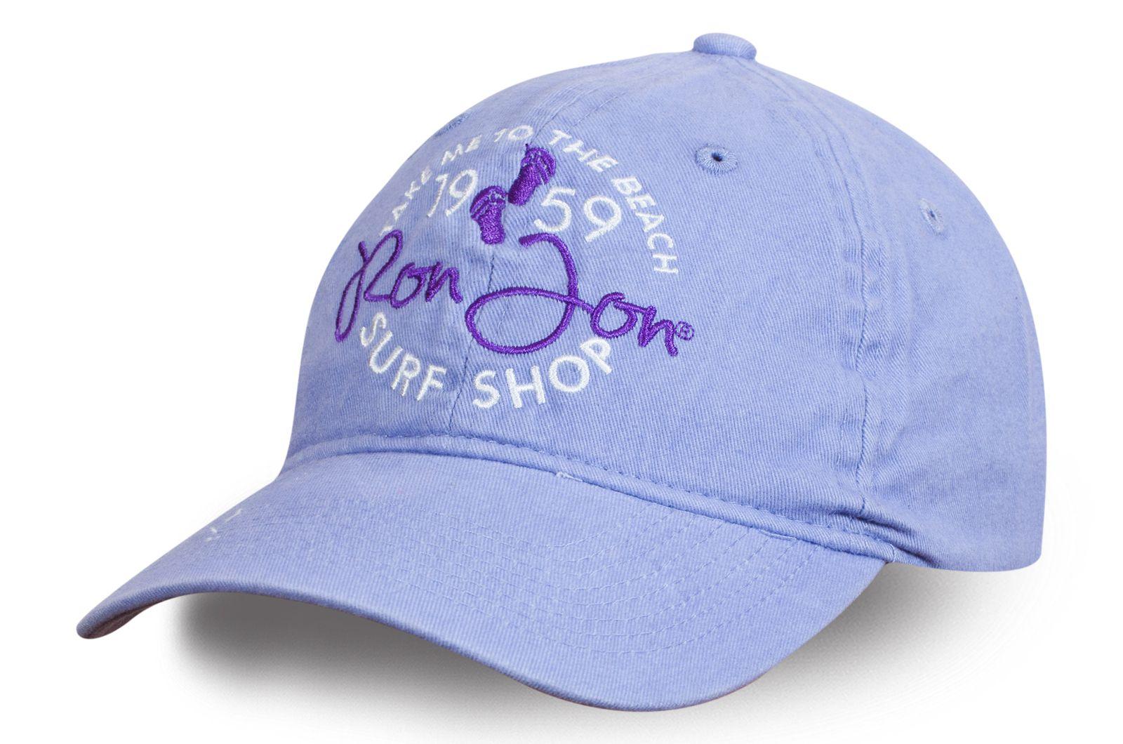 Бейсболка серфера с вышивкой Ron Jon - купить по выгодной цене