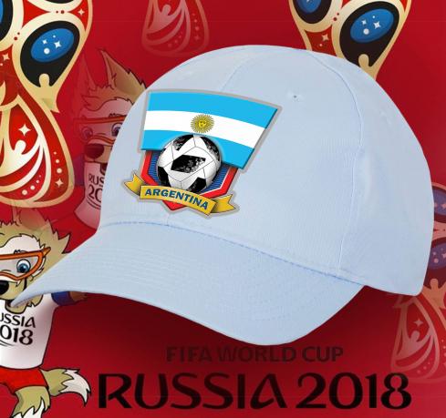 Бейсболка сборной ARGENTINA