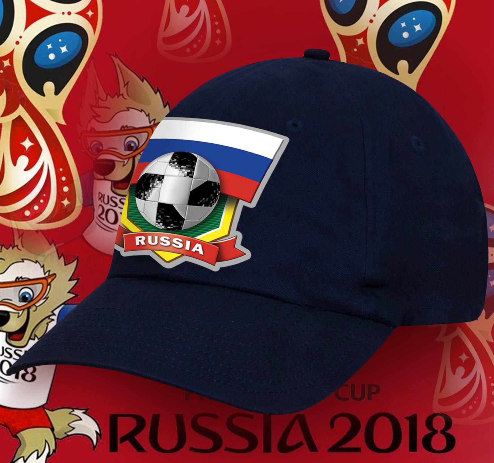 Бейсболка сборной России.