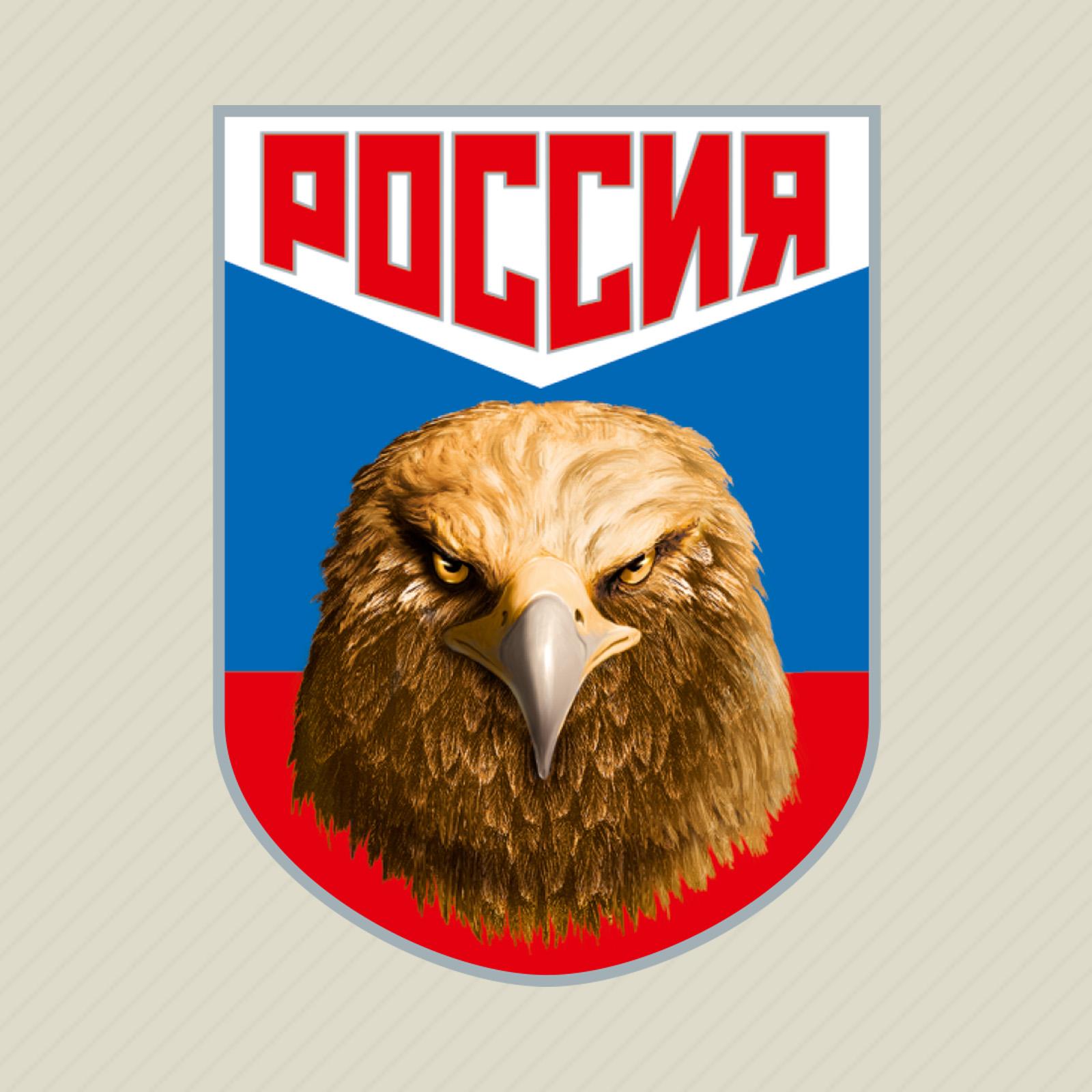 Купить бейсболку серую с термотрансфером Россия онлайн