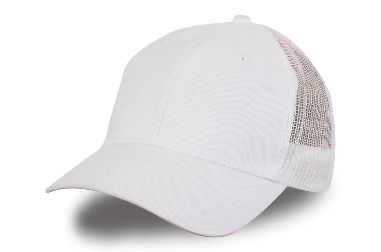 Бейсболка c сеткой - купить в интернет-магазине с доставкой