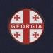 Бейсболка для мужчин с шевроном Грузия