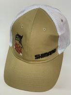 Бейсболка Shimano с вышитым марлином