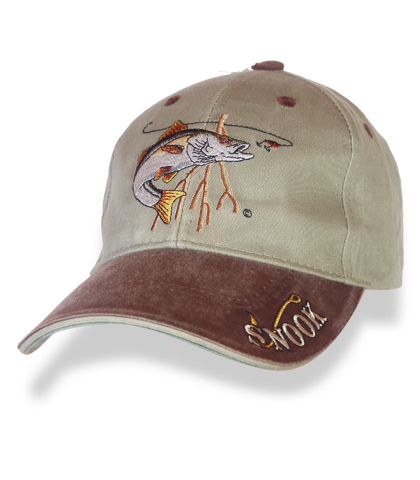 Рыбацкие головные уборы: бейсболки, панамы, шапочки