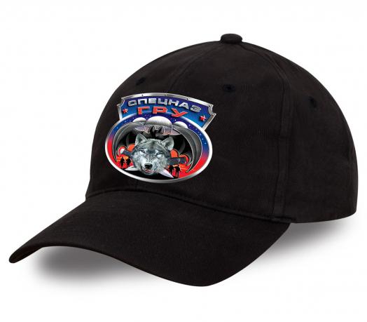 """Бейсболка """"Спецназ ГРУ"""" отличного качества. Дизайнерская модель по супер-цене. Заказывай, пока не разобрали!"""