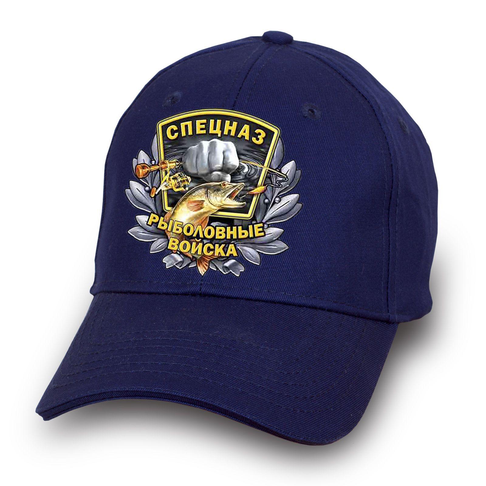 """Бейсболка """"Спецназ рыболовный"""" - купить онлайн недорого"""