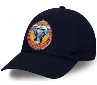 Бейсболка «СТО лет РВВДКУ» с символикой Рязанского военного училища