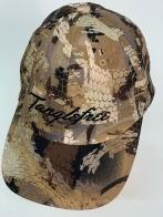 Бейсболка Tanglefree коричневый камуфляж с вышивкой