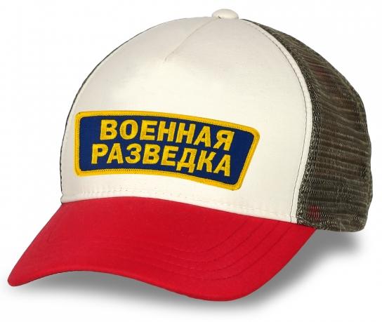 Бейсболка-trucker Военная разведка.