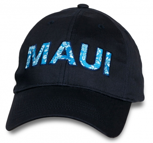 Бейсболка туриста Maui.