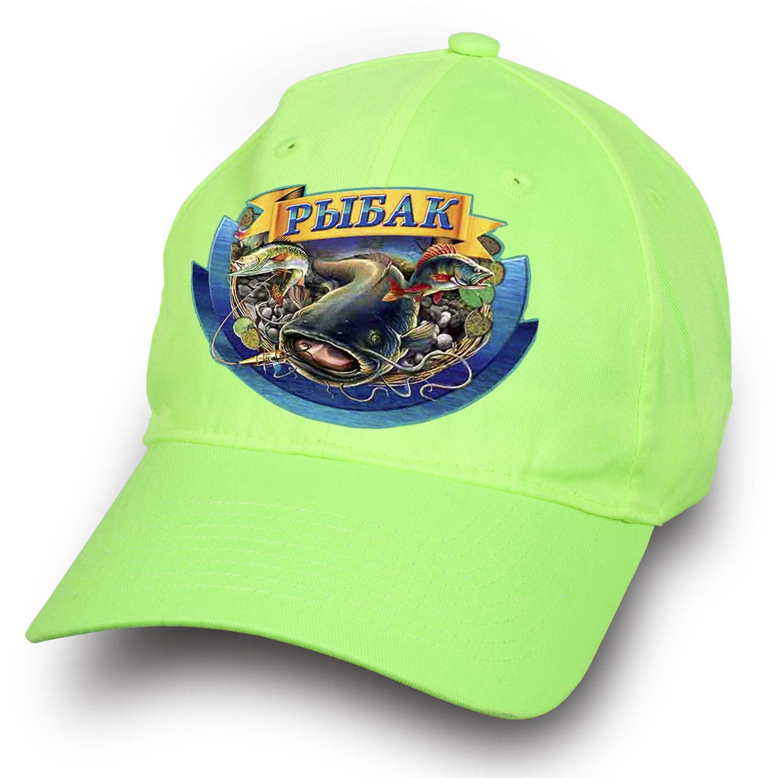 """Бейсболка """"Улов рыбака"""" - купить по выгодной цене"""