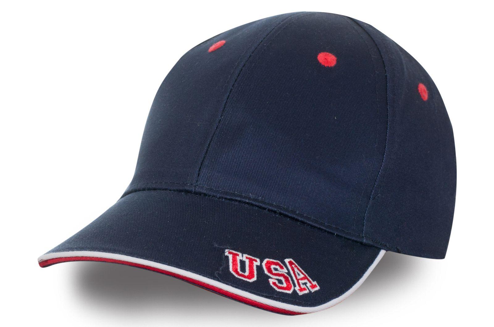 Бейсболка USA - купить оптом и в розницу