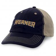 Бейсболка Werner с качественной сеткой