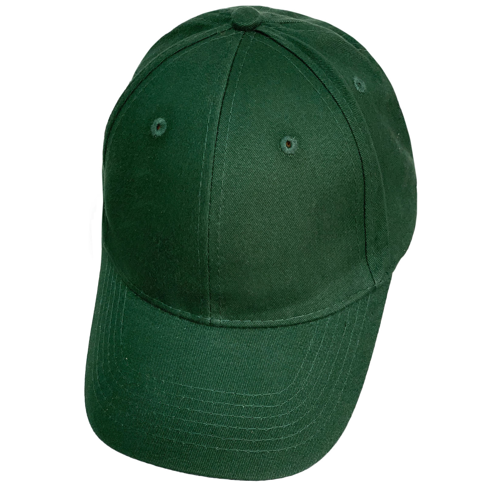 Бейсболка зелёного цвета | Заказать бейсболки в интернет-магазине