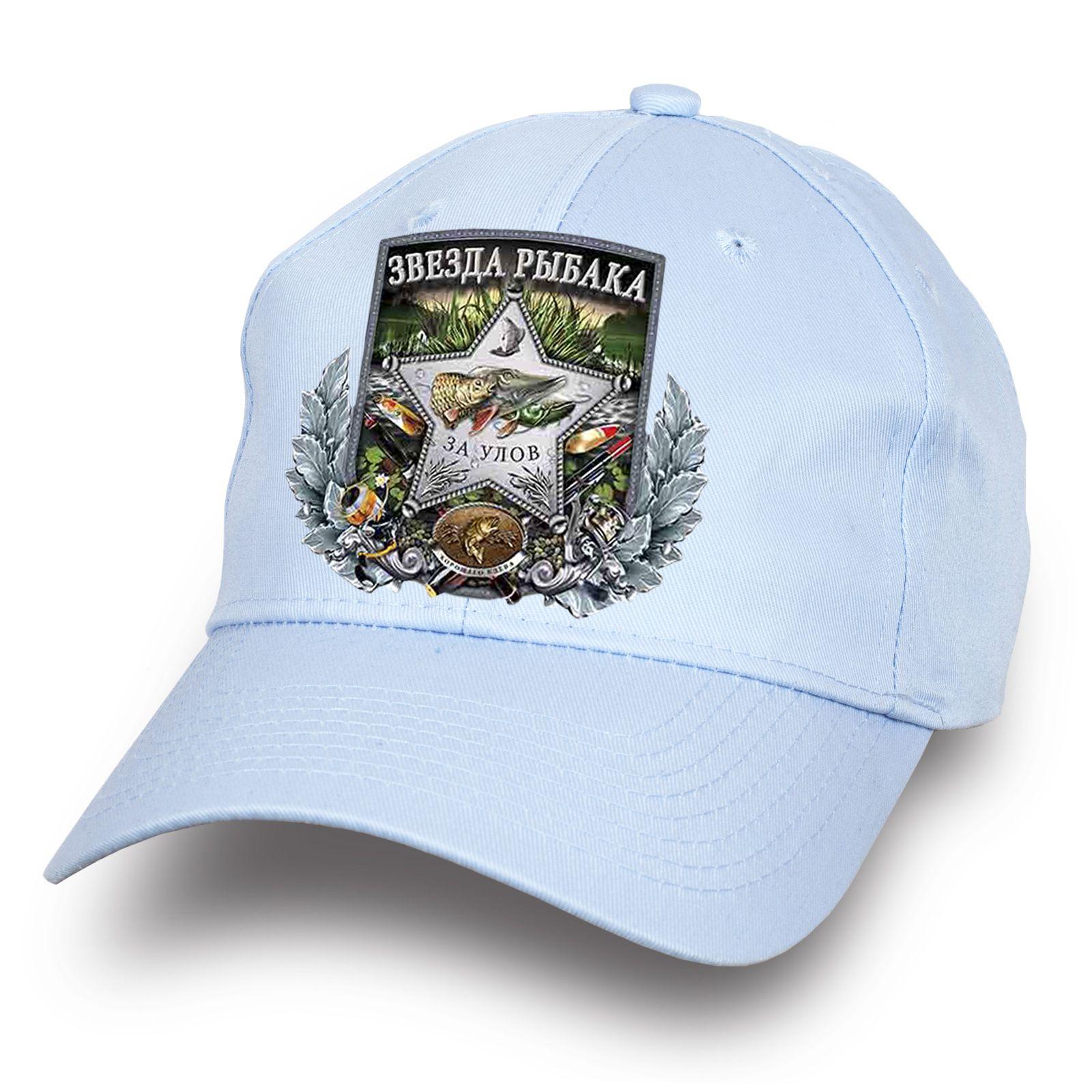 """Бейсболка """"Звезда рыбака"""" - купить по лучшей цене"""