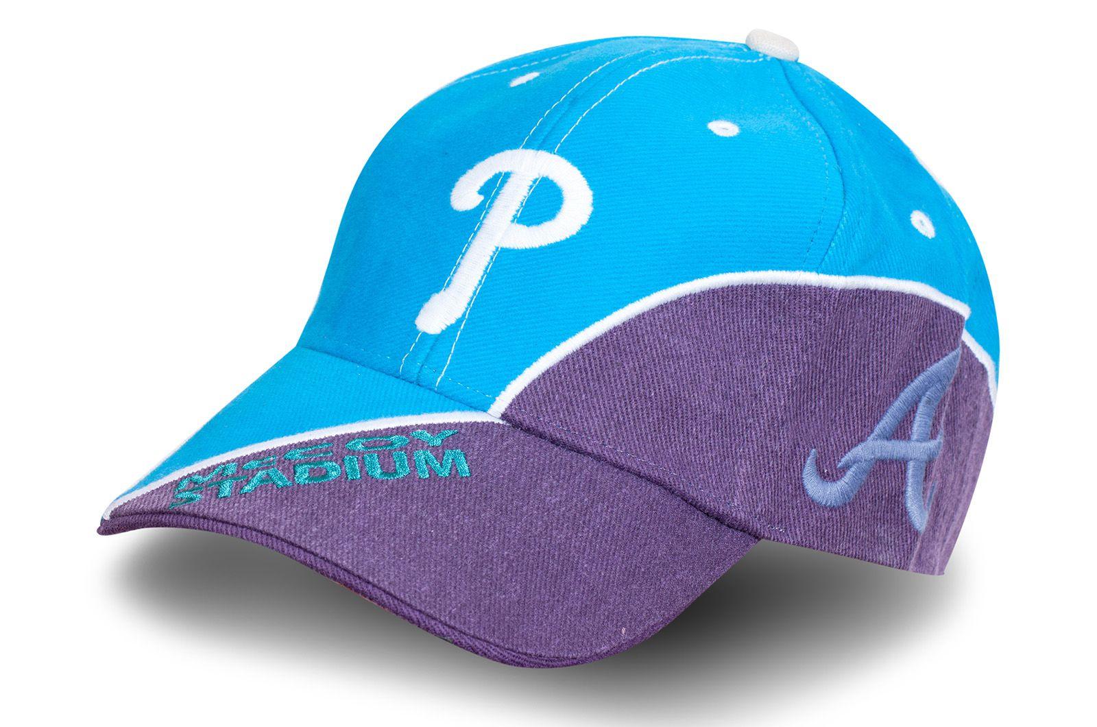Бейсбольная кепка брендовая - купить по выгодной цене