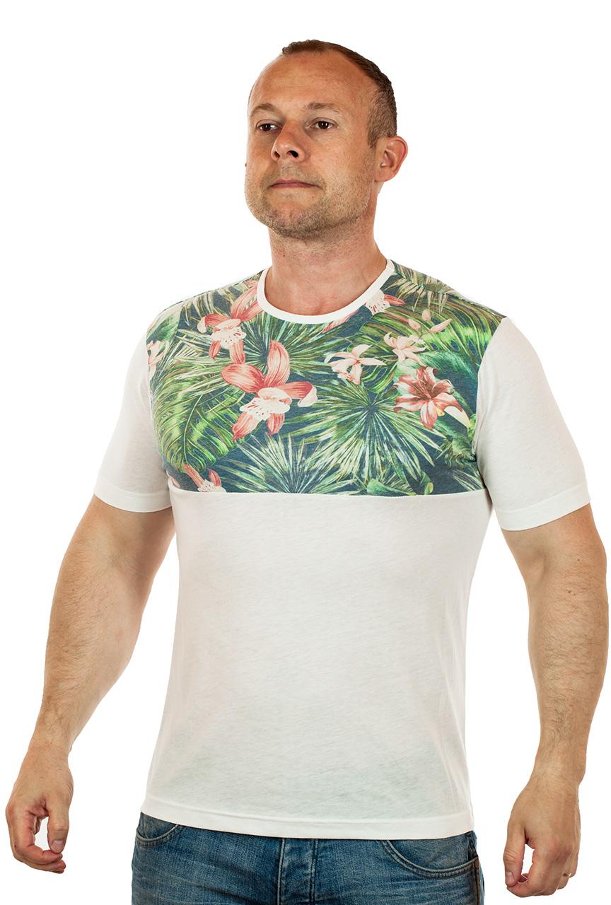Модные мужские футболки. Реальный фото + низкие цены