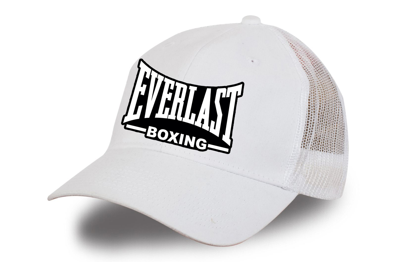 Белая бейсболка Everlast - купить по выгодной цене