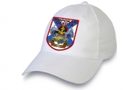 Белая бейсболка Морская пехота