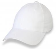 Белая бейсболка под сублимацию