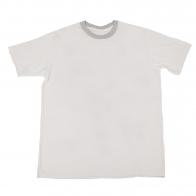 Белая футболка. Натуральный материал, качественный пошив