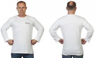 Заказать футболку ВМФ России с длинным рукавом