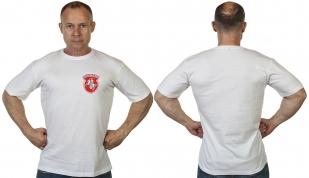 Белая футболка Жыве Беларусь!