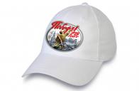 Белая кепка «75 лет Победе в Великой Отечественной войне»