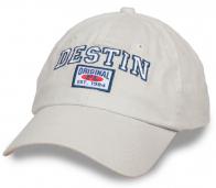 Белая кепка Destin