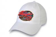Белая кепка для массовых мероприятий на День Победы