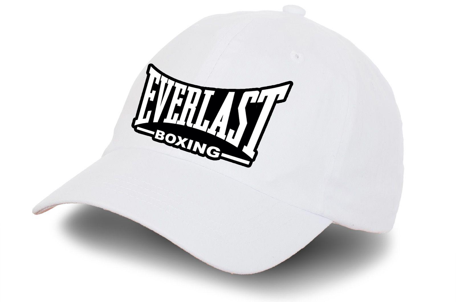 Белая кепка Everlast - купить недорого