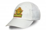 Белая кепка Погранвойска.