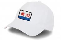 Белая кепка ВМФ СССР