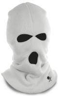 Белая маска из качественного материала. Надежная защита от непогоды. Заказывайте!