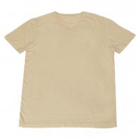 Белая мужская футболка. 100% хлопок. Качественный пошив