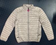 Белая мужская куртка от BOGART