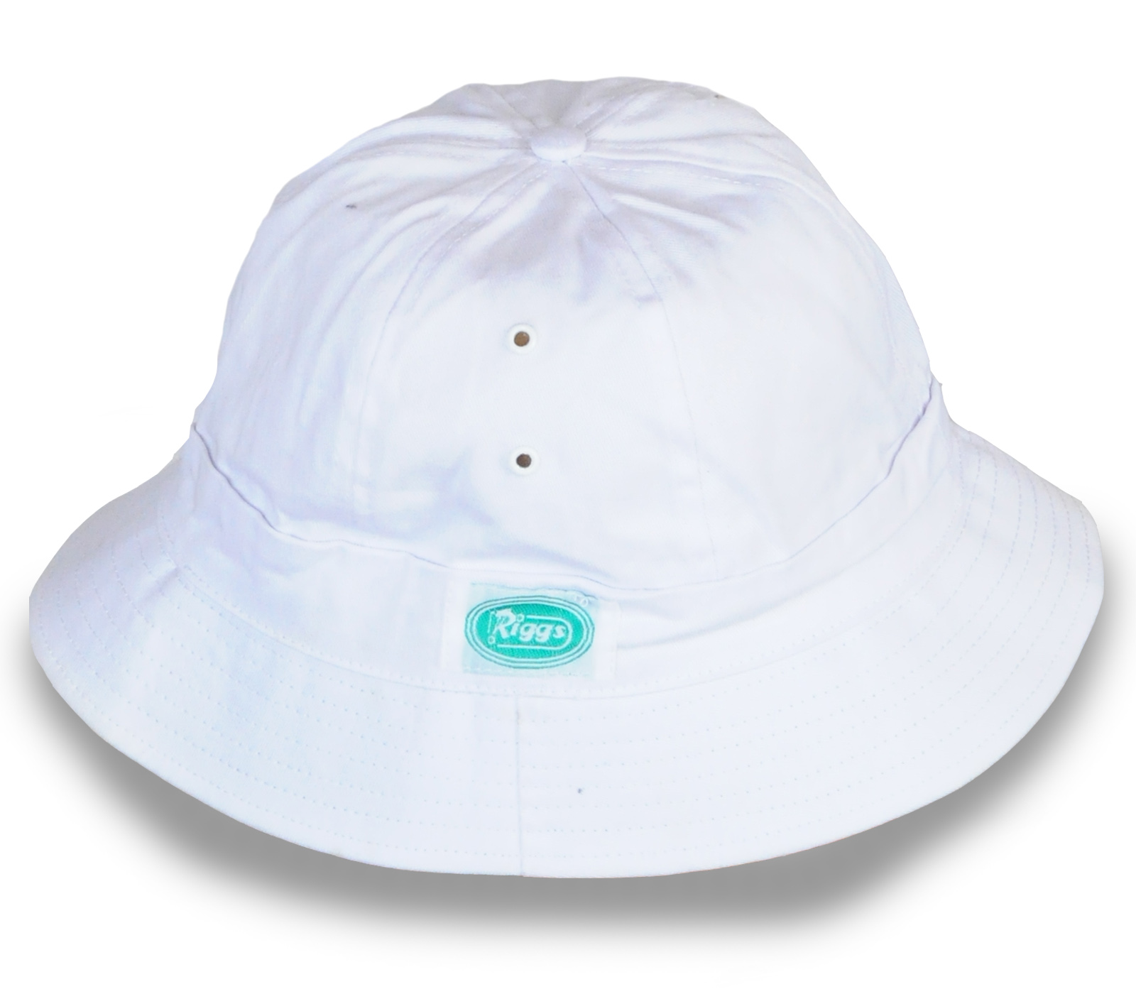Белая панама для ценителей стиля