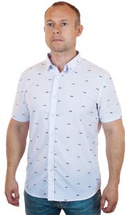 65b37a3dbcf Купить белую рубашку Exit для стильных мужчин ...