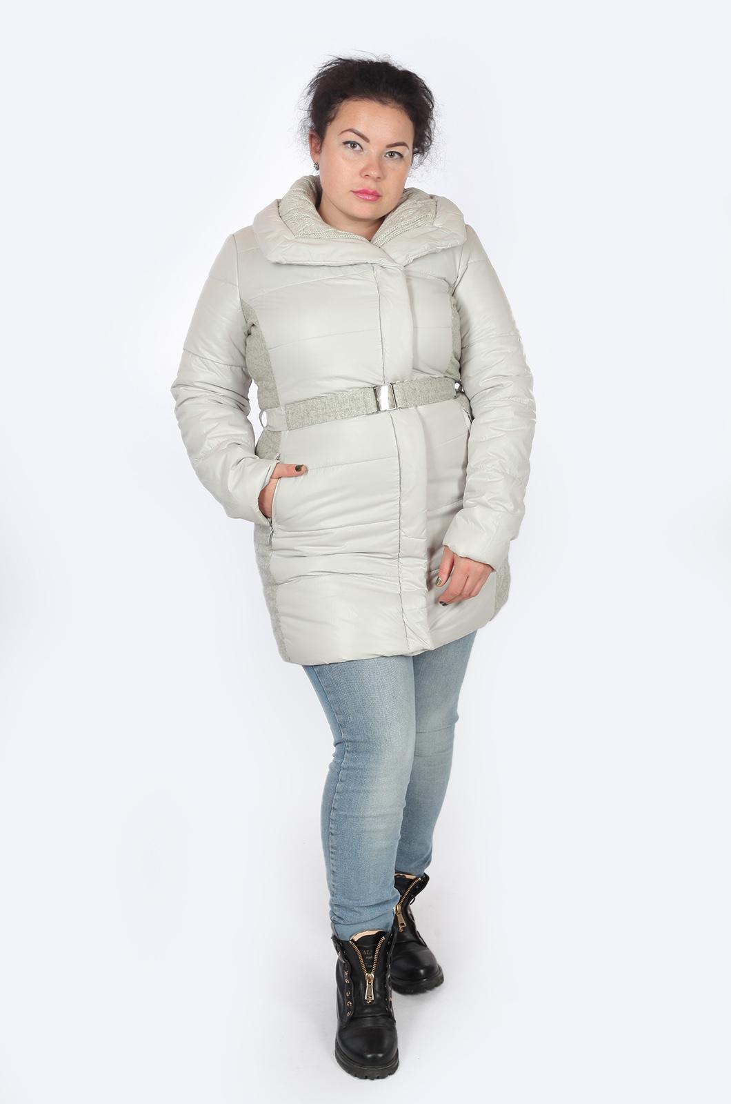Белая удлиненная куртка Orsay (Германия) с удобной доставкой