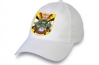 Белая кепка Войска связи России