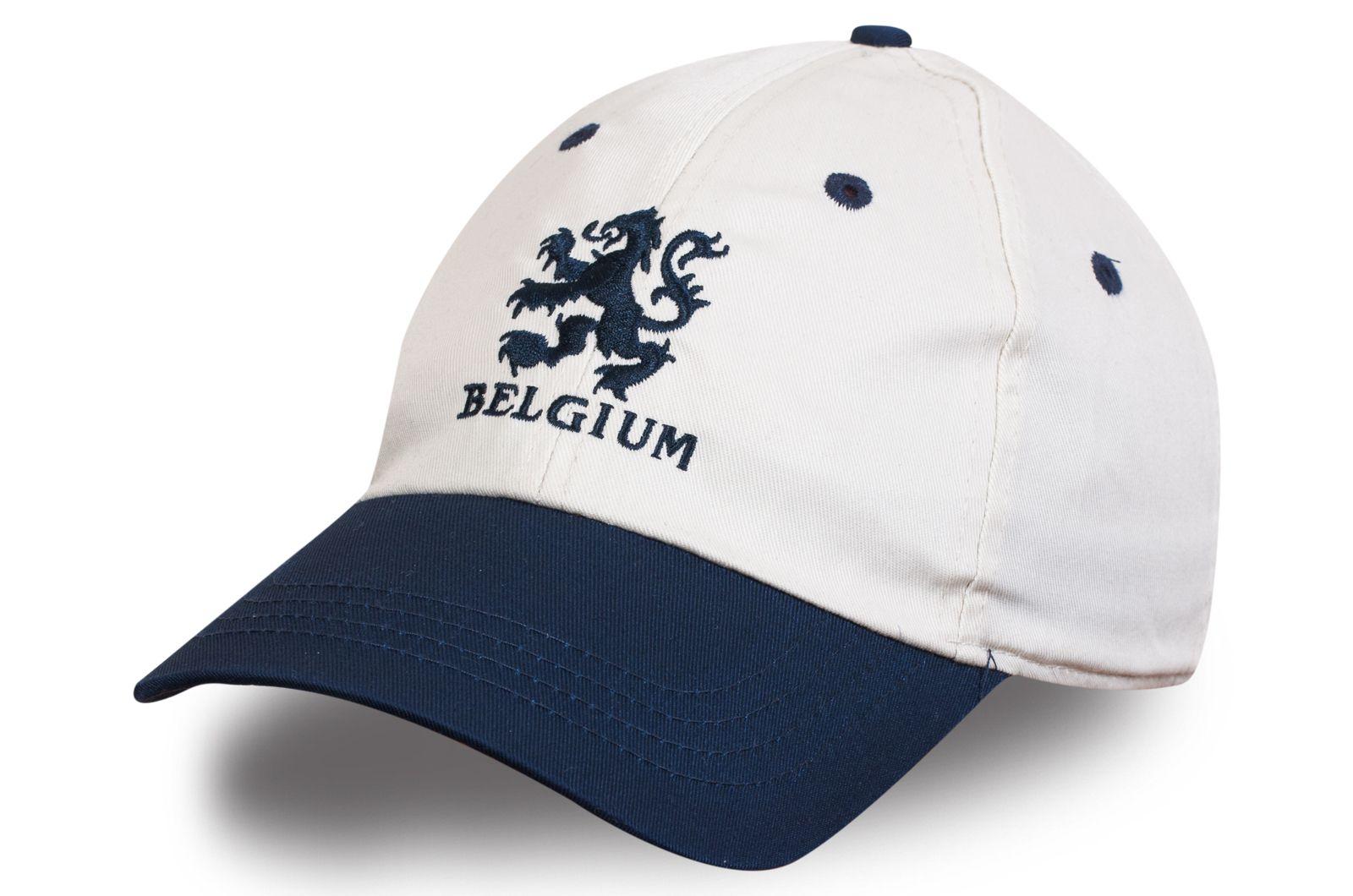 Бельгийская бейсболка - купить по лучшей цене